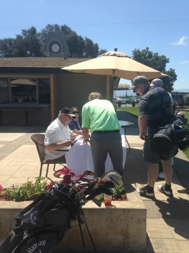 Sewerat Scramble Golf Tournament at The Club at Crazy horse Canyon